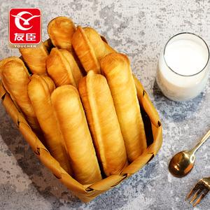 友臣手撕面包棒法式早餐营养代餐食品糕点心休闲零食小吃整箱1kg