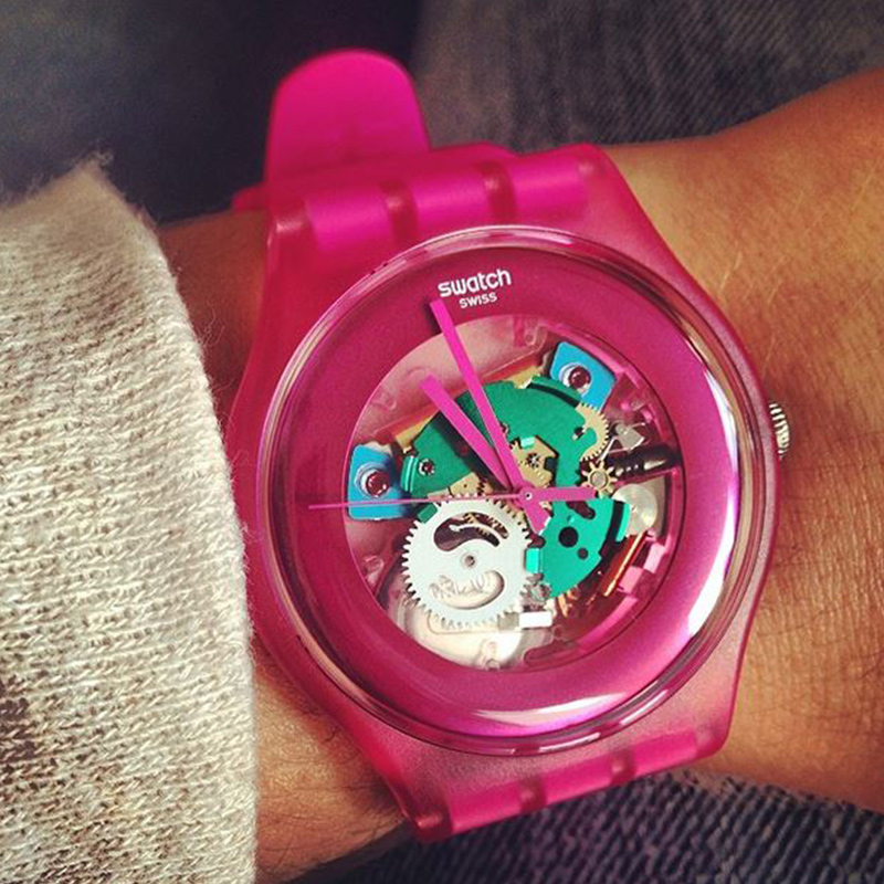 Swatch watch в новосибирске