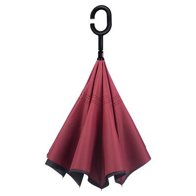 大号双层反向雨伞可定制