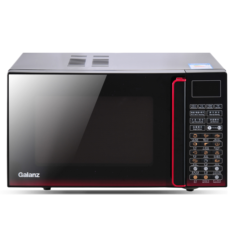 Galanz-格兰仕 G80F23CN3L-Q6(W0)微波炉光波炉蒸汽平板侧拉智能
