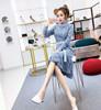 Real Shot Korean Style Ladies Temperament Stitching Fake Two-Piece Suit Slim Long Fishtail Dress
