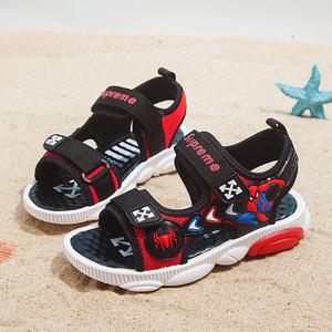 男童凉鞋2020新款软底儿童鞋子中大童沙滩男帅气防滑夏季小童男孩