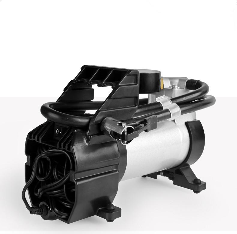 新良盛车载充气泵便携式电瓶车48-72V-60V真空胎通用型电动充气泵