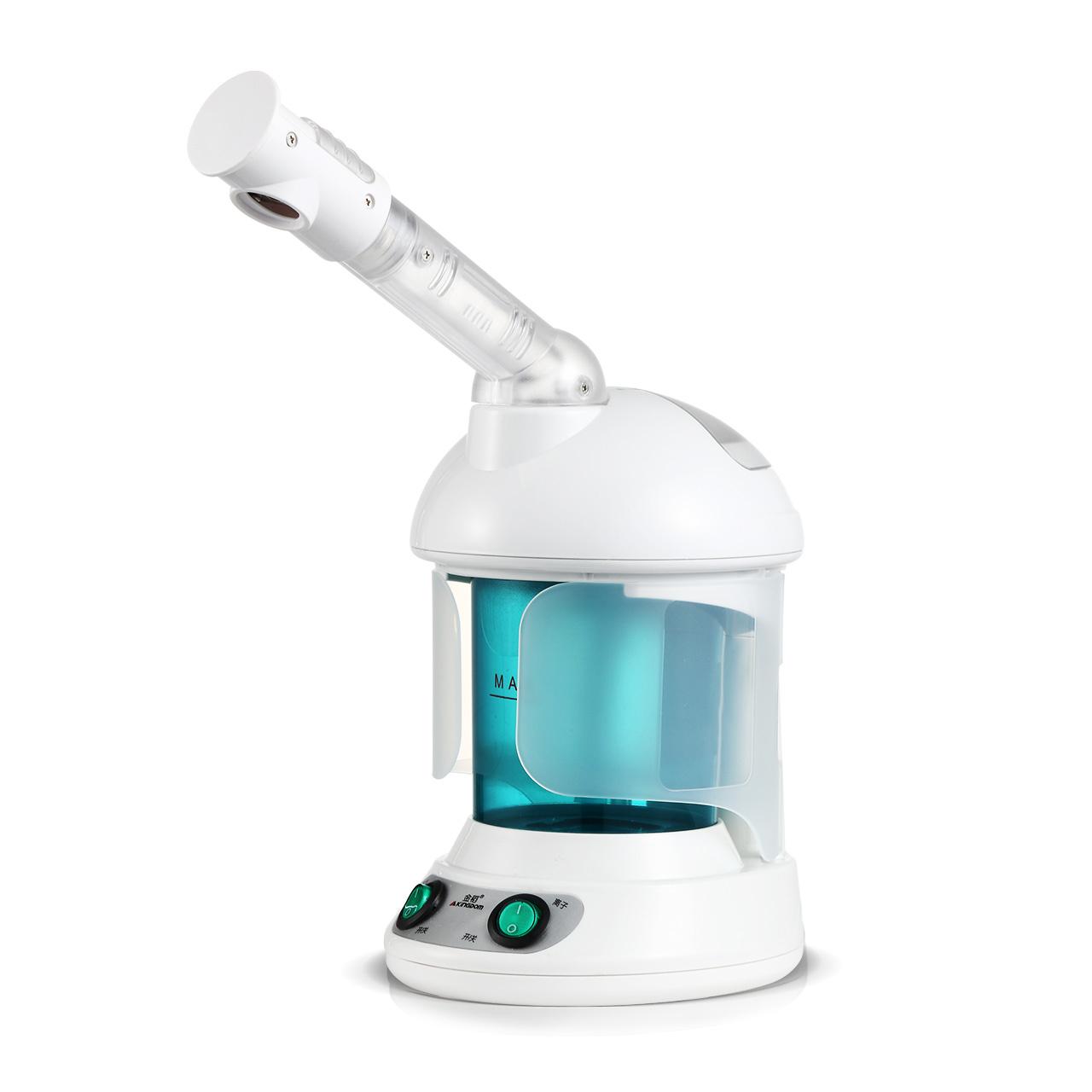 金稻蒸脸器美容仪家用离子喷雾机蒸脸机脸部热喷加湿补水保湿仪器