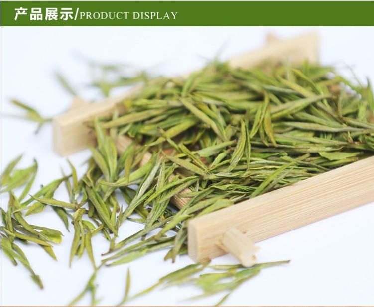 茶二叔2018年正宗安吉白茶新茶春茶叶明前特级散装礼盒装珍稀绿茶