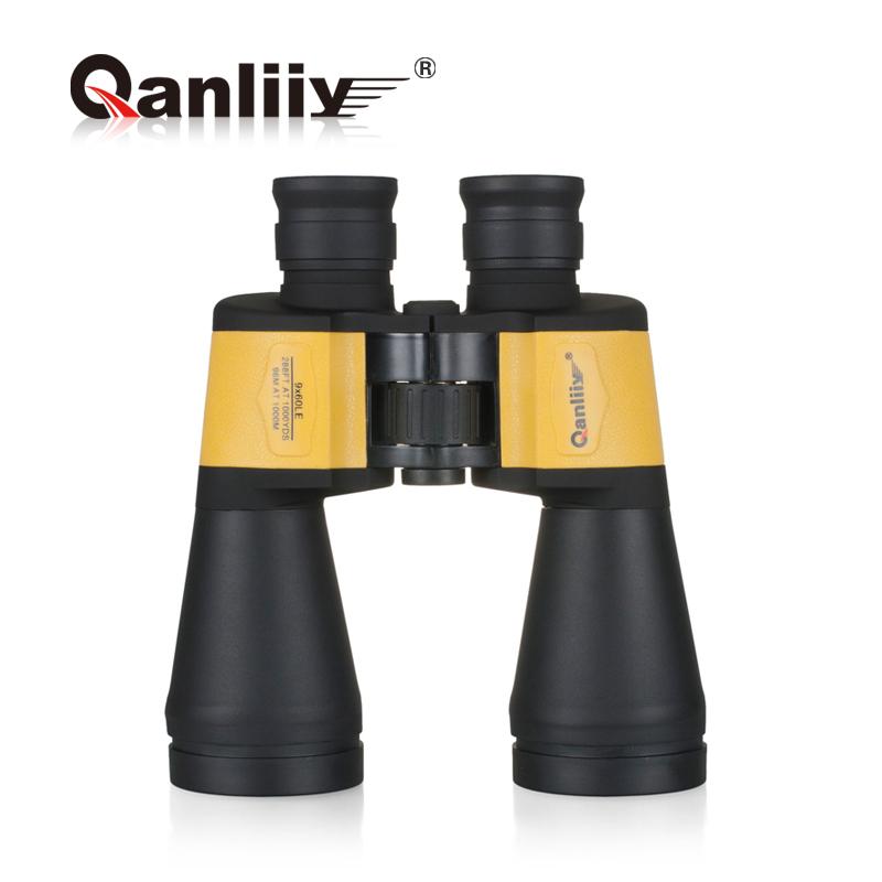 千里鹰大口径高清双筒望远镜 高倍高清微光夜视 大目镜广角望眼镜