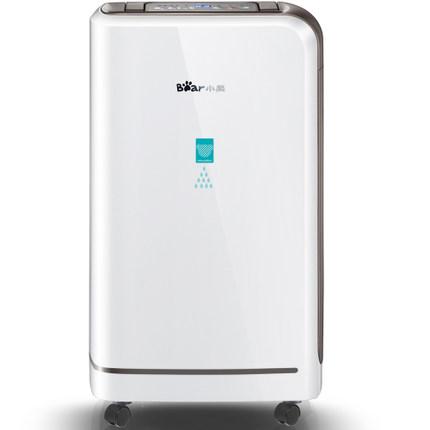 小熊大容量除湿机 家用抽湿机静音干燥除湿器地下室抽湿器大功率