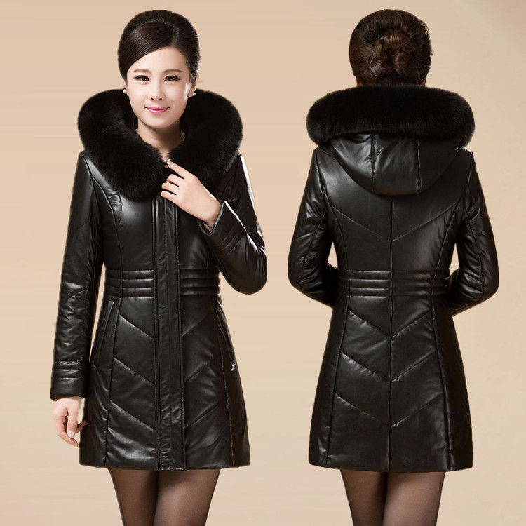 Leather jacket OTHER 16/k820