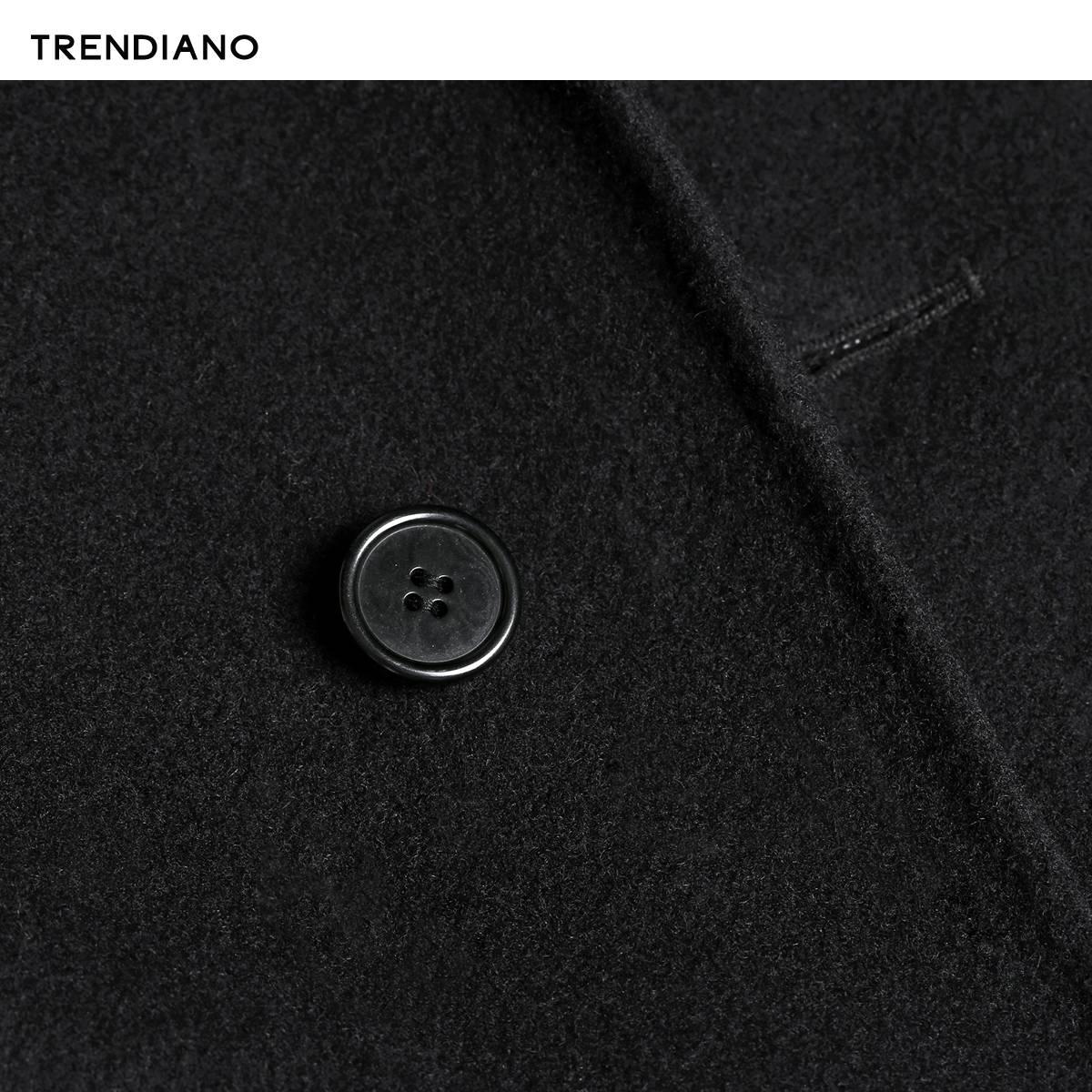 Men's coat Trendiano 3hc4341250 2016