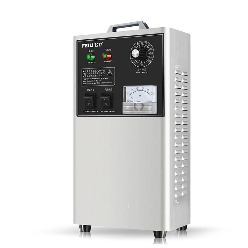 飞立FL-803A臭氧机家用食品工厂臭氧发生器汽车臭氧消毒机QS认证