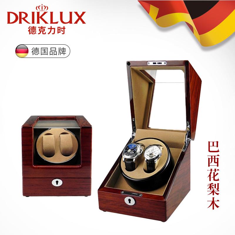 德克力时自动手表转表器转表盒旋转 摇表器-上链盒watch winder