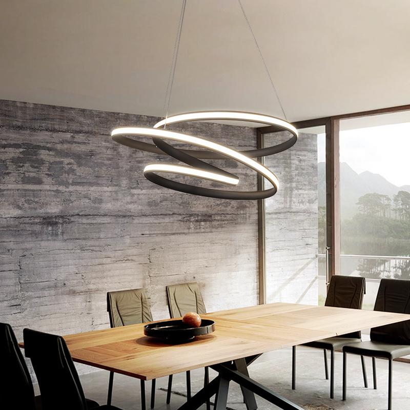 北欧吊灯餐厅个性灯具后现代创意客厅灯艺术大气简约卧室灯饰