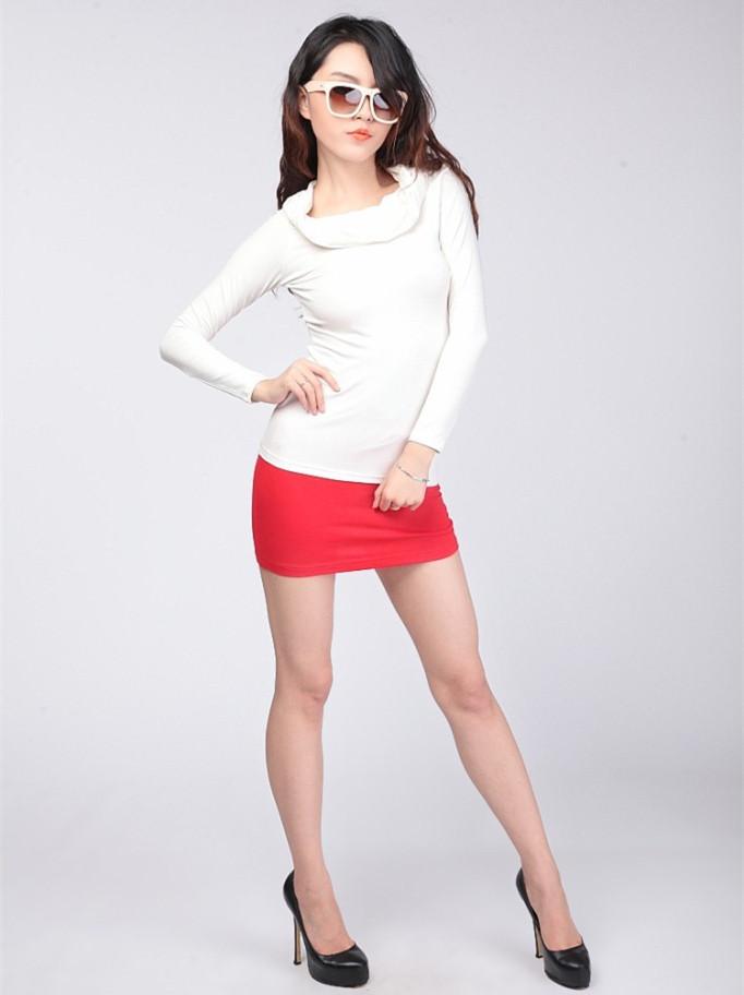 短裙夜店干爹齐比性感情趣紧身包臀小半身夏修身显瘦道具超短裙潮短裙美女图片情趣图片
