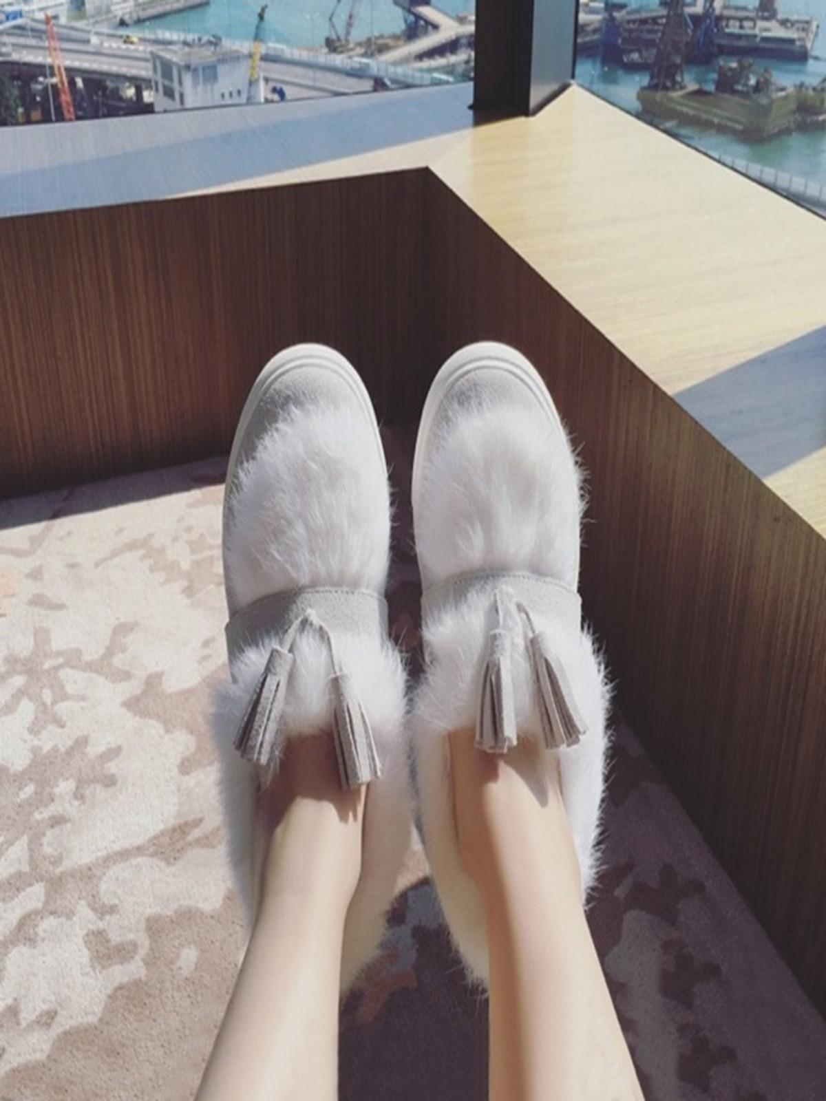 柠潮叔女鞋专柜