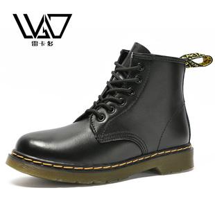 1460马丁靴男潮男鞋秋季黑色皮鞋冬季情侣潮流百搭高帮英伦风皮靴