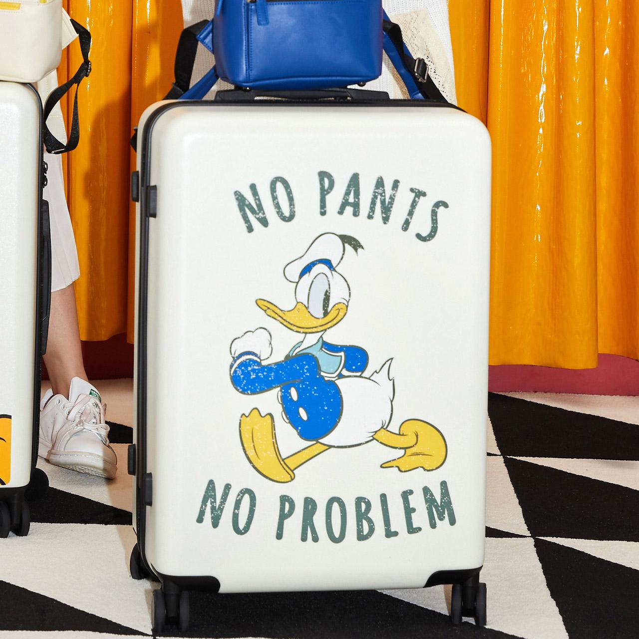 送女朋友实用的礼物什么好,不莱玫迪士尼行李箱