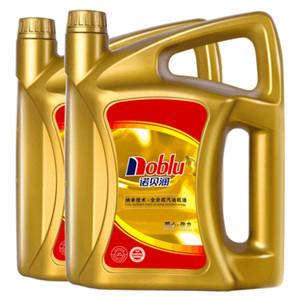 诺贝润sn5W-40机油 8l官方正品发动机润滑油汽车机油全合成