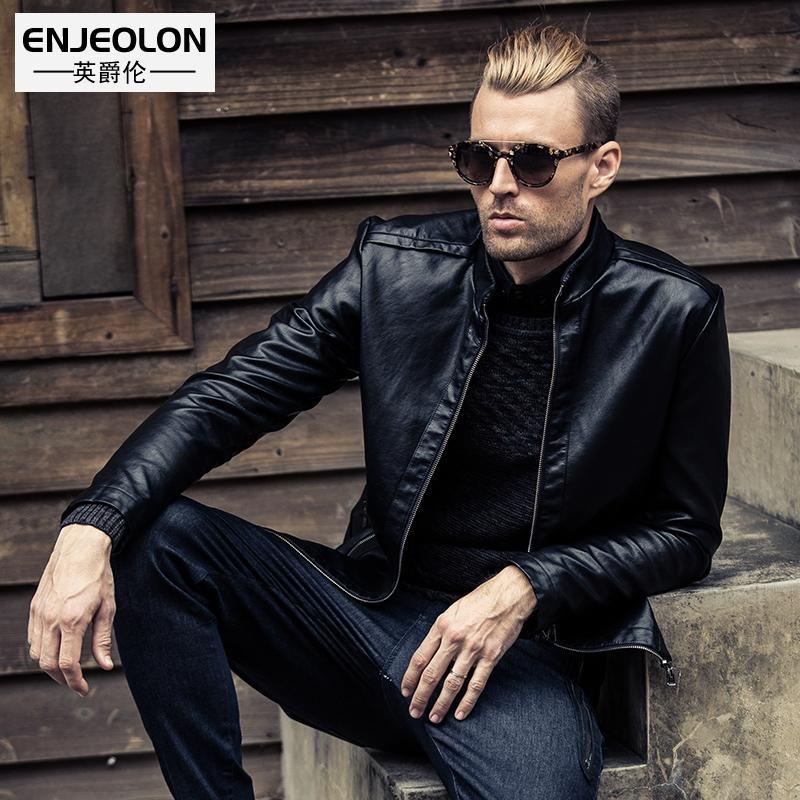 Одежда из кожи Enjeolon P222 2017