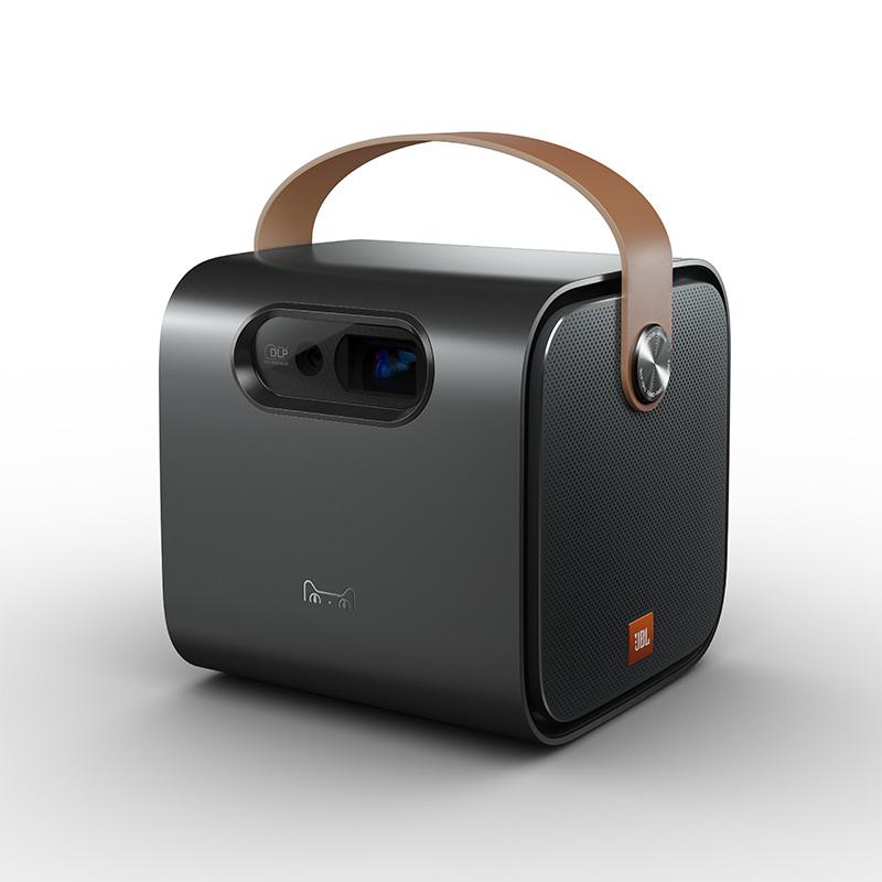 天猫魔屏A1智能投影仪 家用便携家庭影院Wifi无屏电视投影电视