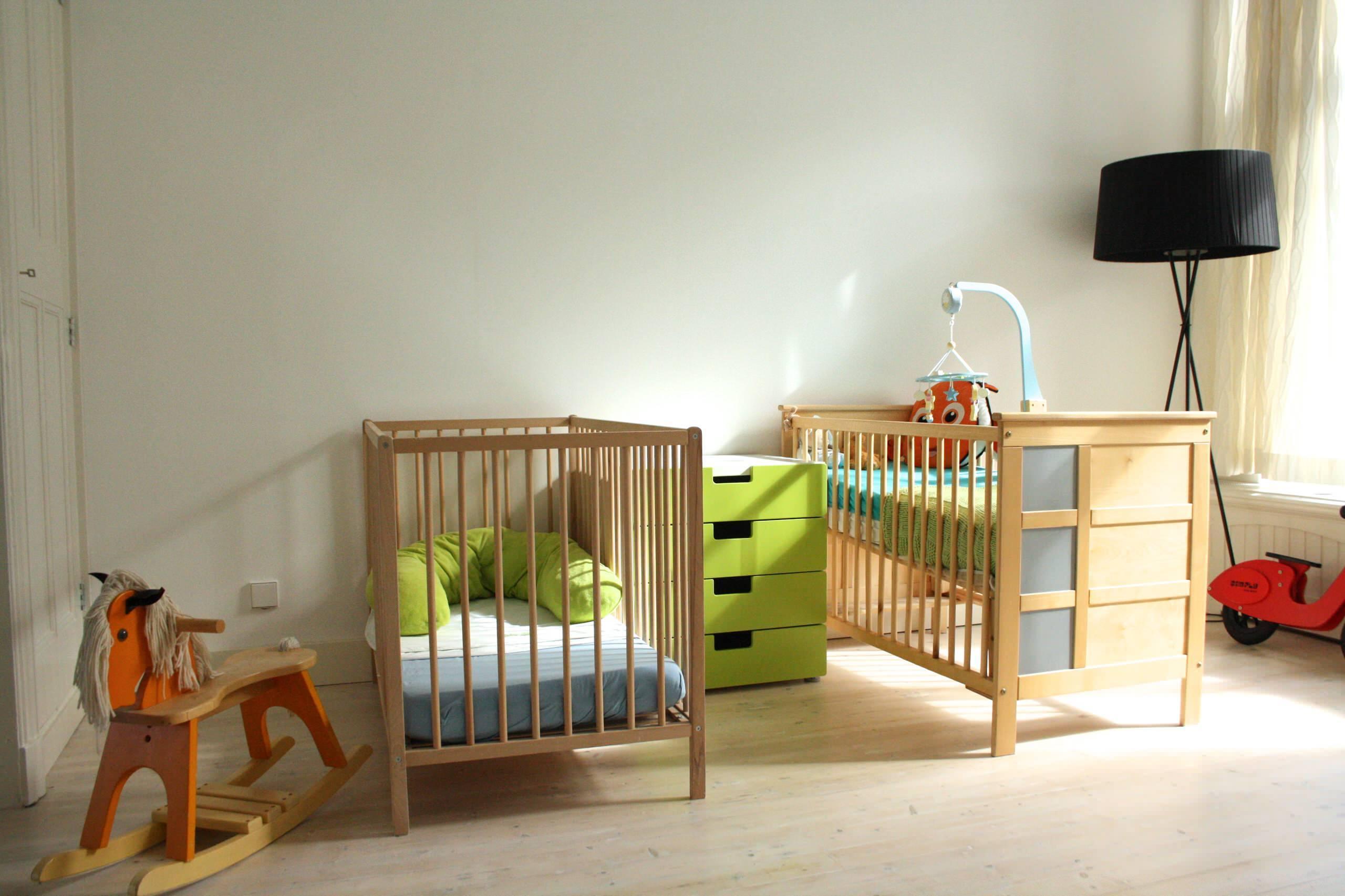 紧木婴女床,给宝物安康的生长空间