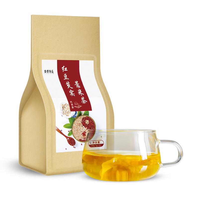 【庙香】除湿气红豆薏米茶*30袋