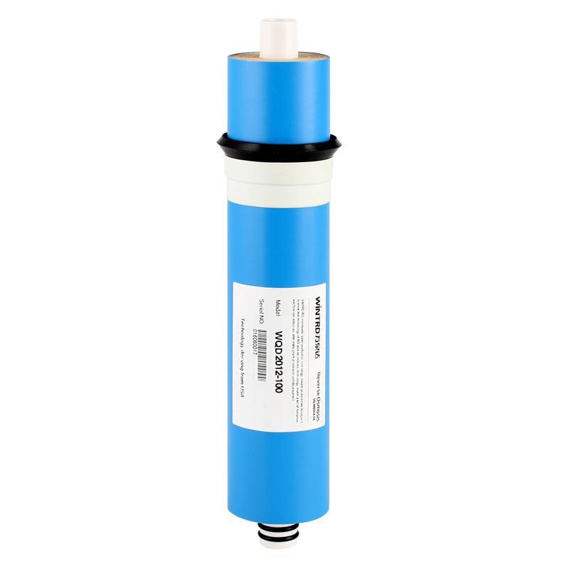 万泉达2012-100g加仑ro膜滤芯 反渗膜逆渗透纯水机通用净水器滤芯