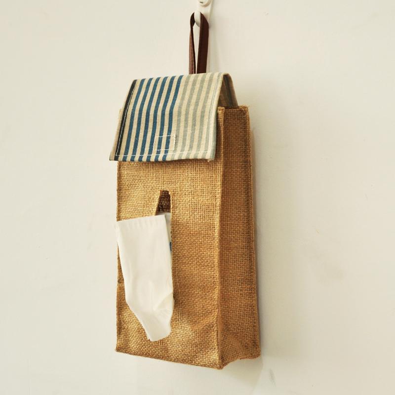 Коробка для салфеток Slow Life  Zakka