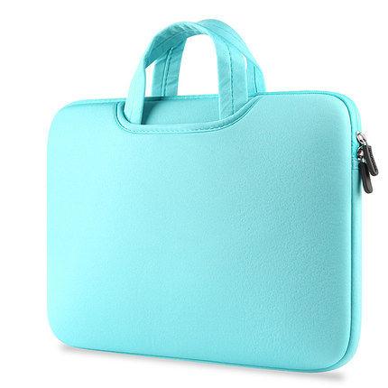 笔记本电脑包air13.3内胆小清新苹果mac可爱小米华为华硕戴尔手提袋14英寸12男女惠普macbookpro15.6时尚粉色