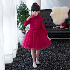Angel child dress lf084