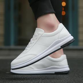 2017春季新品男士小白鞋耐磨板鞋