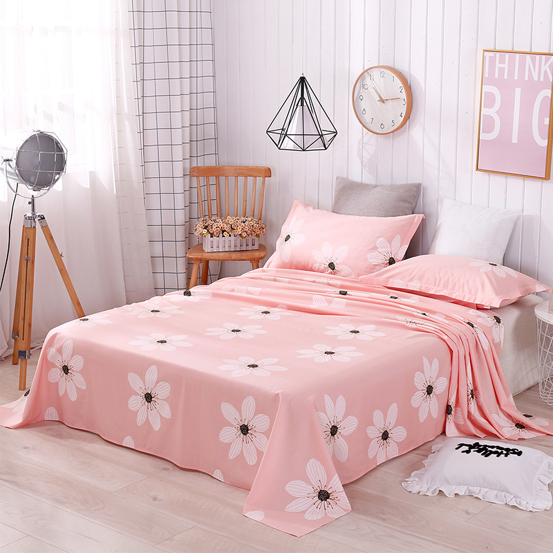 纯棉床单单件被单全棉卡通