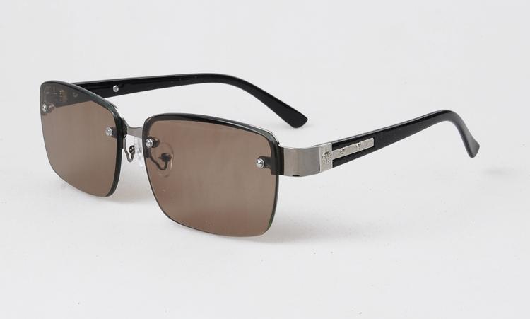 养目镜纯天然石头镜水晶眼镜男   正品水晶石眼镜平光太阳镜养眼