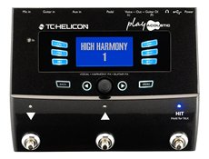 Процессор эффектов 【预售】 tc-helicon play acoustic人声木吉他效果器