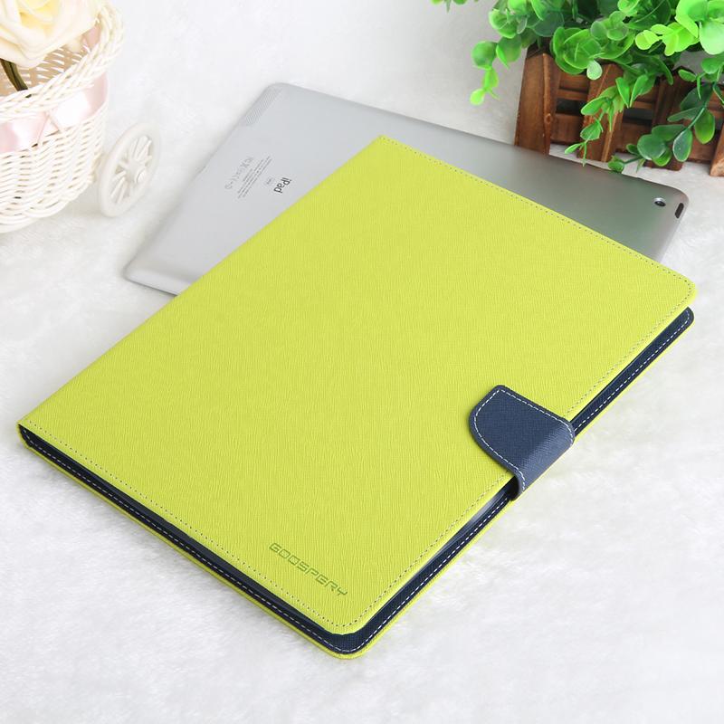 韩国苹果iPad4平板电脑保护皮套iPad3全包iPad2壳子防摔外壳翻盖