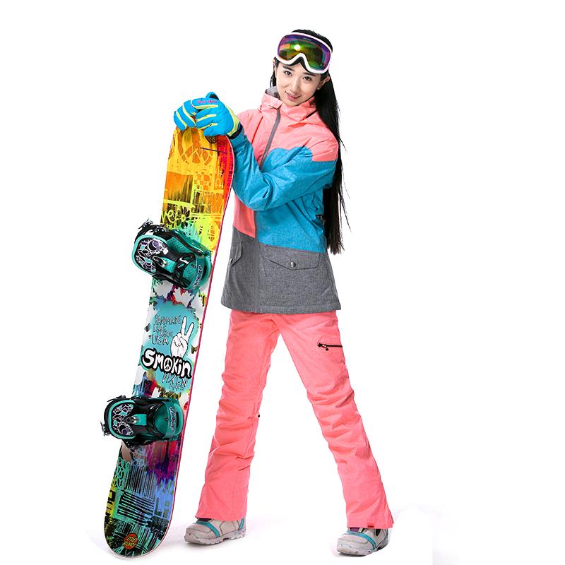 Лыжный брючный костюм Gsou snow 1404/1 Gsou snow