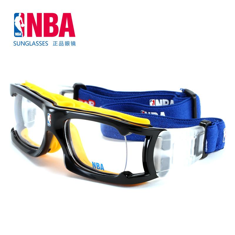 打篮球眼镜防滑带男可配近视眼睛NBA运动近视护目踢足球眼镜防撞