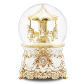 Music Box Crystal Ball