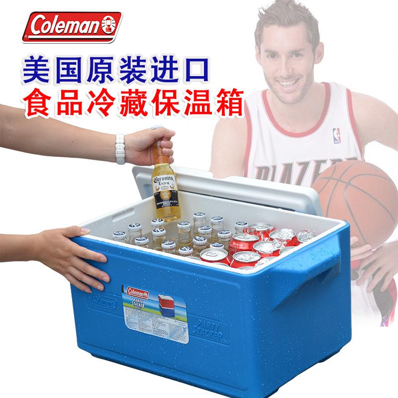 美国coleman科勒曼户外保温箱食品冷藏箱bet36体育投注APP_bet36在线体育投注品牌_bet36检查冰桶冰包车载冰箱