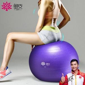 ??奥义美体瑜伽球健身球加厚防爆正品瑜珈球儿童平衡孕妇分娩球