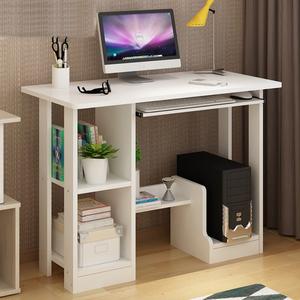 2平米 电脑桌台式家用简约经济型多功能单人桌子组装电脑桌办公桌书桌