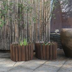 Декоративный забор Ou Bainuo