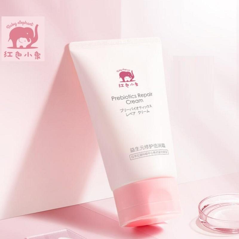 红色小象益生元修护倍润霜120g新生婴儿童保湿身体乳宝宝润肤面霜