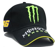 Кепка moto.gp 罗西46号鬼爪绿爪赛车帽摩托车帽子 f1赛车队帽 精典版