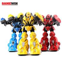 铁甲钢拳体感遥控对战机器人大号充电对打格斗亲子互动智能玩具