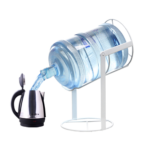 桶装水支架抽水器压水器矿泉纯净水大桶水饮水机桶手压式倒置支架