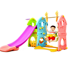 Slide With Migo Bear ht003