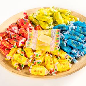 山东特产圣福记老式高粱饴软糖饴糖怀旧零食老式糖果散装批发喜糖