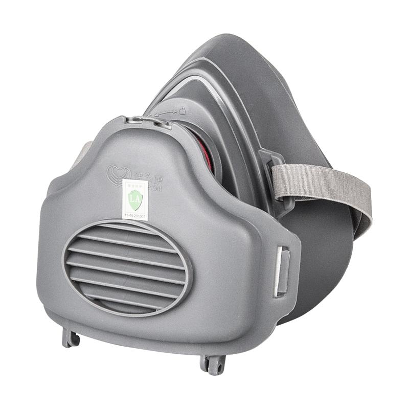 保为康防尘口罩囗罩面具透气防工业粉尘打磨灰尘口鼻罩易呼吸灰粉