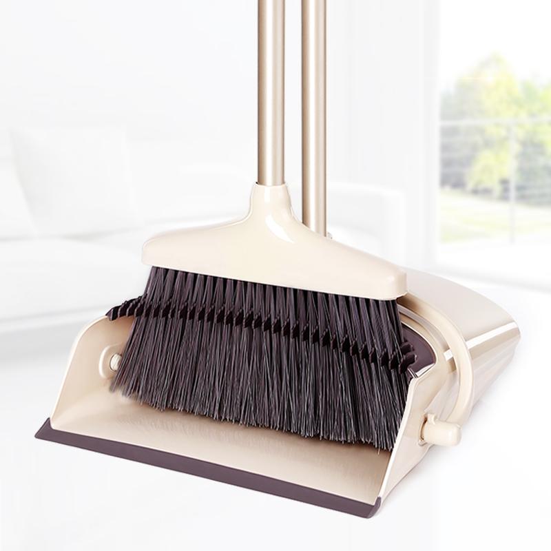 佳帮手扫把簸箕套装组合家用扫地扫头发神器单个扫帚笤帚软毛扫把