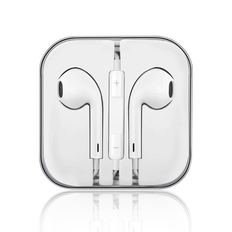 途涉 F8耳塞通用iPhone6plus/6s苹果5华为vivo手机耳机线控入耳式